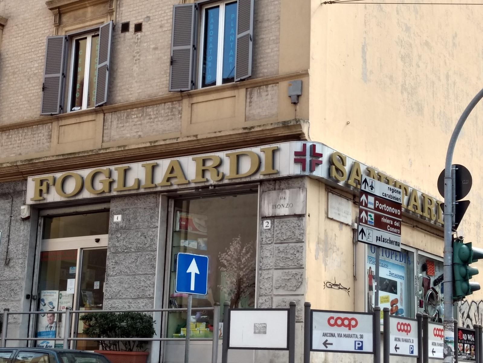 """sanitaria ancona fogliardi"""